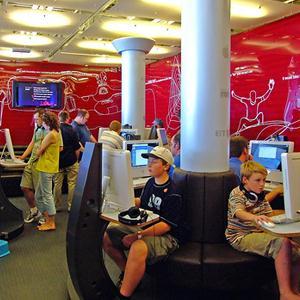 Интернет-кафе Фатежа