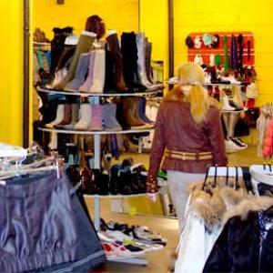 Магазины одежды и обуви Фатежа