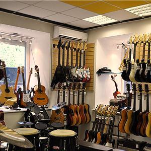 Музыкальные магазины Фатежа