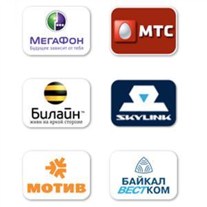 Операторы сотовой связи Фатежа