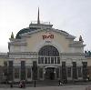 Железнодорожные вокзалы в Фатеже