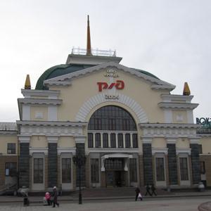 Железнодорожные вокзалы Фатежа